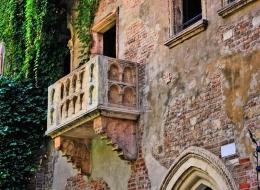 Balcone di Giulietta (VR)