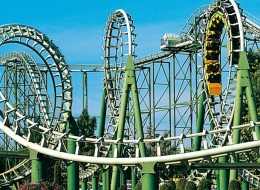 Parco divertimenti Gardaland (VR)