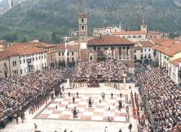 Marostica - Partita a scacchi (VI)