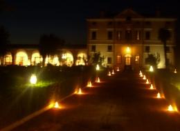 The Villa - Night Photo